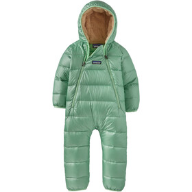 Patagonia Infant Hi-Loft Down Sweater Bunting Kids gypsum green